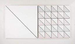 Mela M Broken Square - In Memory of Kazimir Malevich