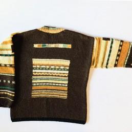 Mela M, Sweater, 1987